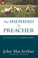The Shepherd as Preacher eBook