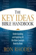 The Key Ideas Bible Handbook eBook