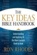 The Key Ideas Bible Handbook eBook