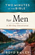 For Men (Two Minutes In The Bible Series) eBook