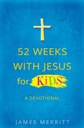 52 Weeks With Jesus For Kids eBook