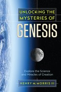 Unlocking the Mysteries of Genesis eBook
