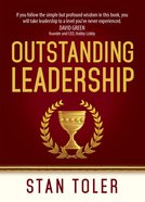 Outstanding Leadership eBook