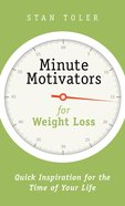 Minute Motivators For Weight Loss eBook