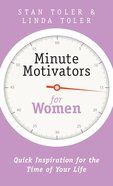 Minute Motivators For Women eBook