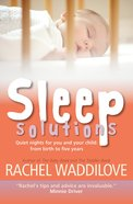 Sleep Solutions eBook