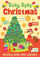 Busy Bees Christmas Paperback