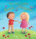My Own Little Book of Prayers Hardback