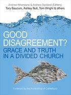Good Disagreement? eBook