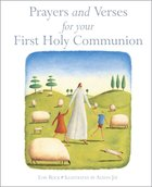 Prayers and Verses For Your First Holy Communion Hardback