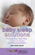 Baby Sleep Solutions eBook