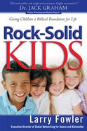 Rock-Solid Kids Hardback