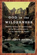 God in the Wilderness eBook