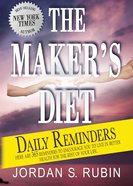The Maker's Diet Daily Reminders eBook