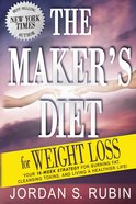 The Maker's Diet For Weight Loss eBook
