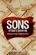 Sons of God's Generals eBook