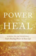 Power to Heal eBook