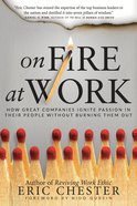 On Fire At Work eBook