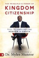 The Principle and Power of Kingdom Citizenship eBook
