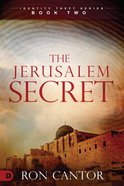 The Jerusalem Secret (#02 in Identity Theft Series) eBook