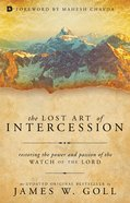The Lost Art of Intercession eBook