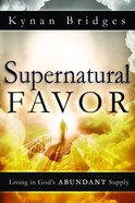 Supernatural Favor eBook
