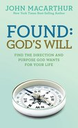 Found: God's Will eBook