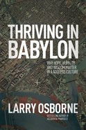 Thriving in Babylon eBook