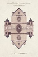 Poets and Saints eBook
