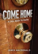 Come Home eBook