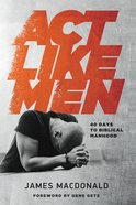 Act Like Men eBook