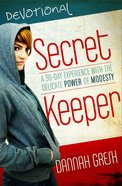 Secret Keeper Devotional eBook