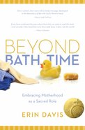 Beyond Bath Time eBook
