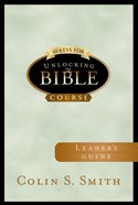 10 Keys For Unlocking the Bible (Leader's Guide) eBook