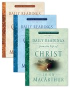 Daily Readings From the Life of Christ Volumes 1-3 (Grace For Today Series) eBook
