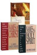 Names of Trinity Series (3 Vol Set)