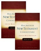 Acts 1-28 (2 Volume Set) (Macarthur New Testament Commentary Series)