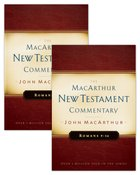 Romans 1-16 (2 Volume Set) (Macarthur New Testament Commentary Series)