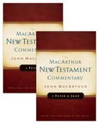 1 & 2 Peter and Jude (Macarthur New Testament Commentary Series)