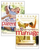 The 10 Commandments of Marriage/The 10 Commandments of Parenting Set eBook