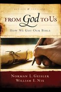 From God to Us eBook