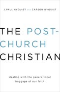 The Post-Church Christian eBook