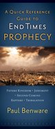 A Quick Reference Guide to End Times Prophecy eBook