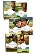 The Texas Trails Series (1-6) (Texas Trials Series) eBook