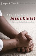 How to Worship Jesus Christ eBook