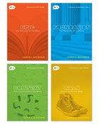 Savvy Set of 4 Books (Epic, Foundation, Context & Walk) (Bible Savvy Series) eBook