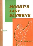 Moody's Last Sermons eBook