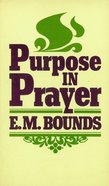 Purpose in Prayer eBook