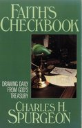Faith's Checkbook eBook