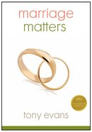 Marriage Matters eBook